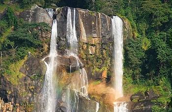 water falls tanzania